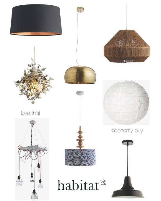 Easy Fit Pendant Lights From The High Street | Dear Designer With Easy Fit Pendant Lights (#7 of 15)