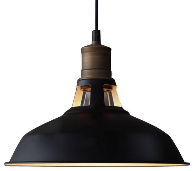 Edison Pendant Light – Industrial – Pendant Lighting – Inside Barn Pendant Lights (#7 of 15)