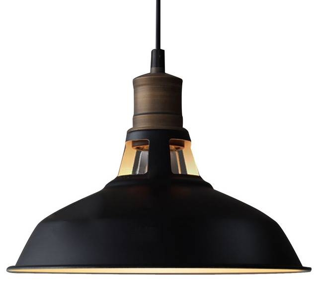 Edison Pendant Light – Industrial – Pendant Lighting – Pertaining To Industrial Pendant Lights Australia (#2 of 15)