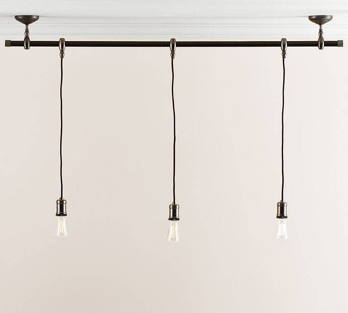 Elegant Track Lighting Pendants 25 Best Ideas About Juno Track Within Exposed Bulb Pendant Track Lighting (View 8 of 11)