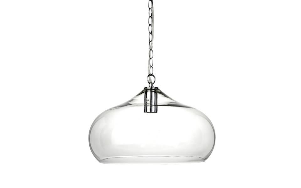 Eva Glass Ceiling Pendant At Laura Ashley Inside Eva Pendant Lights (#6 of 15)