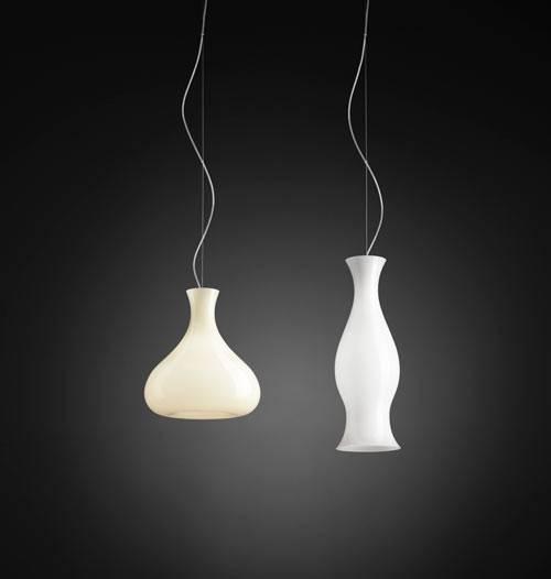 Eva Zeisel Lighting Collection For Leucos – Design Milk Regarding Eva Pendant Lights (#10 of 15)