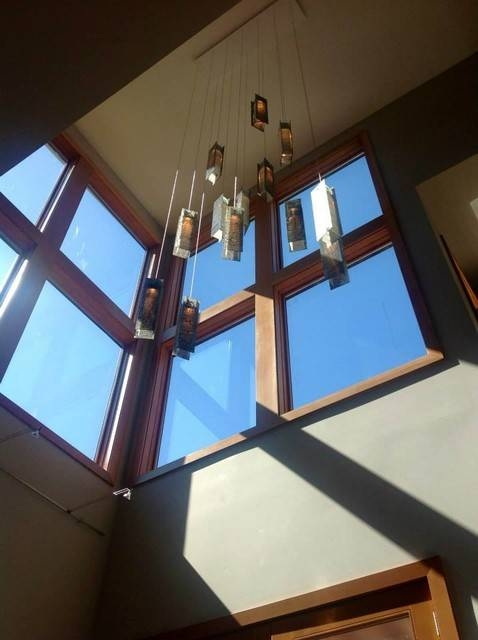 Extra Long Custom Pendant Lighting For High Ceiling, Candles Regarding Pendant Lights For High Ceilings (#11 of 15)
