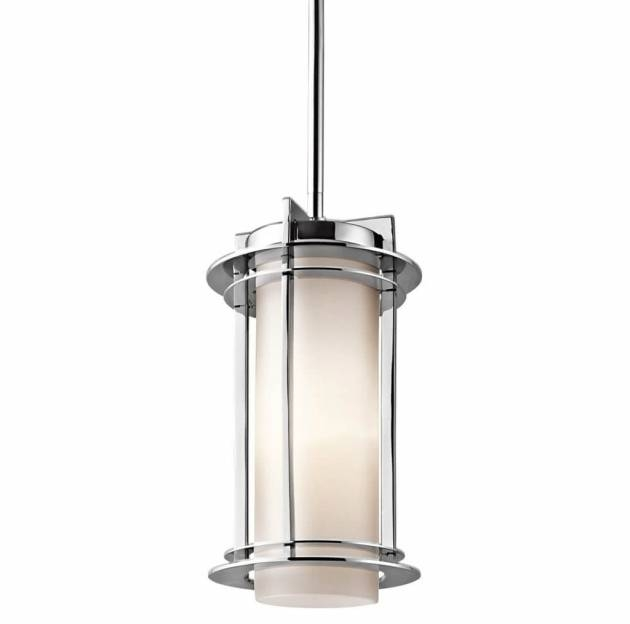 Fantastic Lighting Modern Cylinder Outdoor Pendant Light Design Pertaining To Modern Pendant Lights Sydney (#3 of 15)