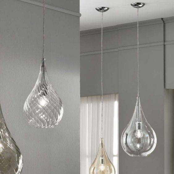 Fascinating Multiple Pendant Lights Awesome Small Pendant Decor Inside Multiple Pendant Lights (#9 of 15)