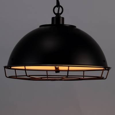Fashion Style Flush Mount Ceiling Lights, Black, Pendant Lights Intended For Warehouse Pendant Light Fixtures (View 12 of 15)