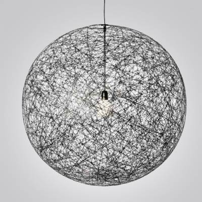 Fashion Style Modern/contemporary, Pendant Chandeliers Modern Pertaining To Wire Ball Lights Pendants (#5 of 15)