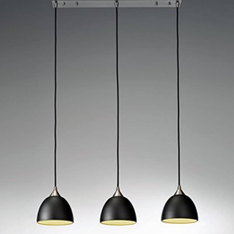 Franklite 'vetross' 1 Light Ceiling Pendant Black/gold – Fl2290/1 Inside 3 Lights Pendant Fitter (View 14 of 15)