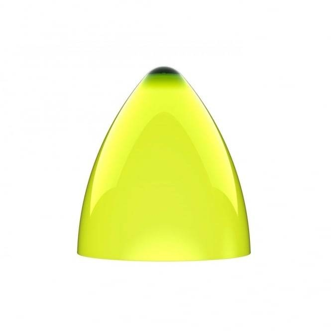 Funk Lime Green Ceiling Pendant Light Shade Pertaining To Lime Green Pendant Lights (#10 of 15)