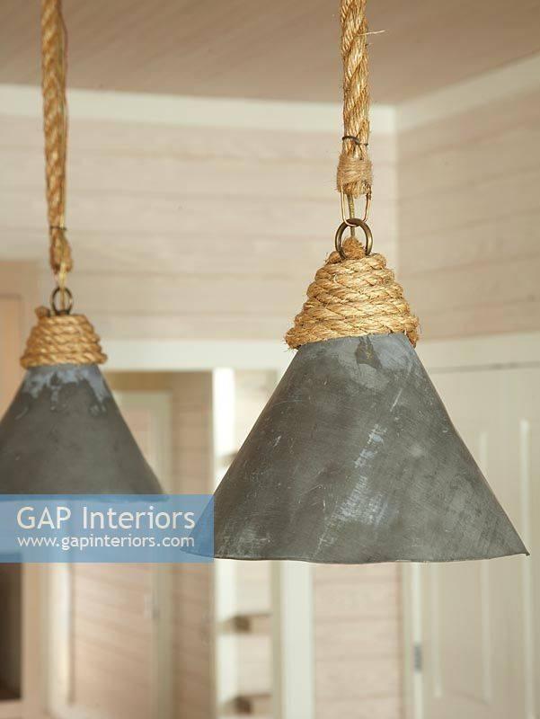 Gap Interiors – Detail Of Pendant Lights – Image No: 0063473 Regarding Beach Pendant Lights (#12 of 15)