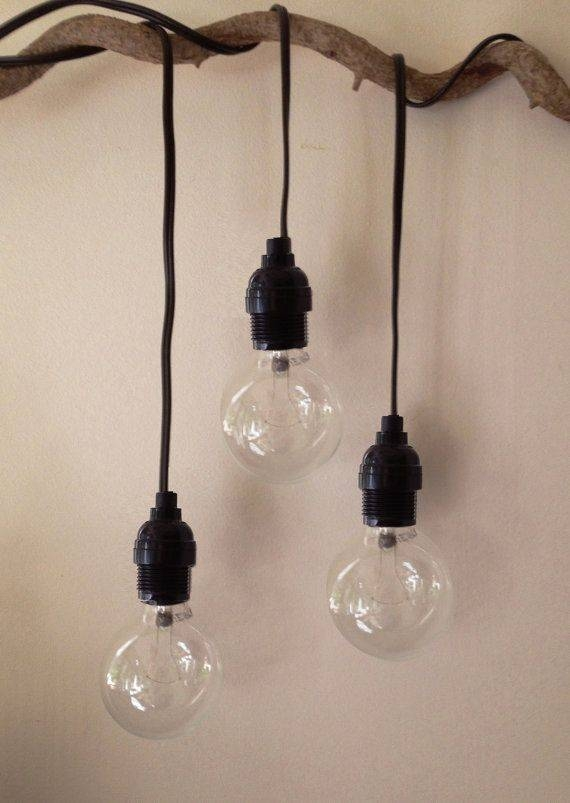 Get 20+ Plug In Pendant Light Ideas On Pinterest Without Signing Throughout Corded Pendant Lights (#9 of 15)