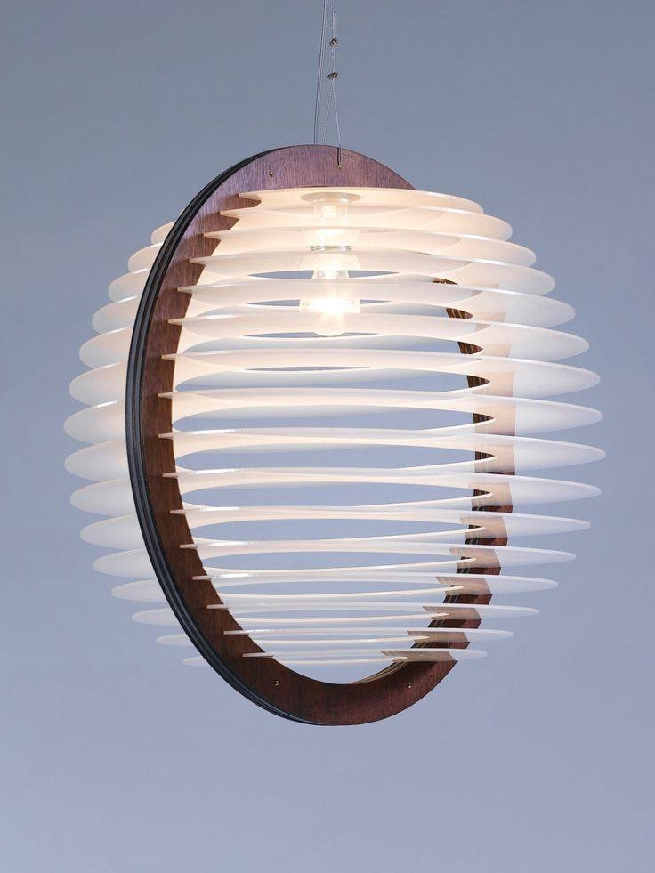 Get 20+ Wood Pendant Light Ideas On Pinterest Without Signing Up For Etsy Lighting Pendants (#13 of 15)
