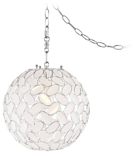 Getting Hung Up With Plug In Pendant Lights | All Day Lighting With Plug In Hanging Pendant Lights (#8 of 15)