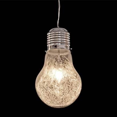 Popular Photo of Giant Lights Bulb Pendants