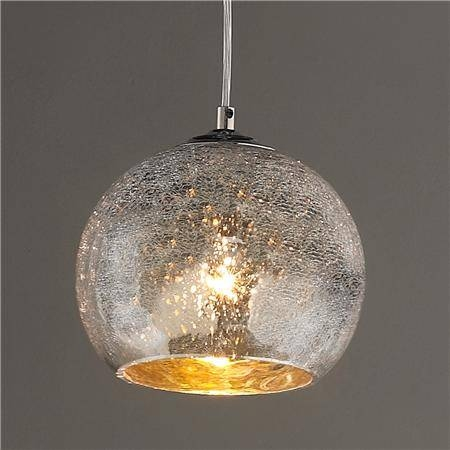 15 Inspirations Of Cracked Glass Pendant Lights