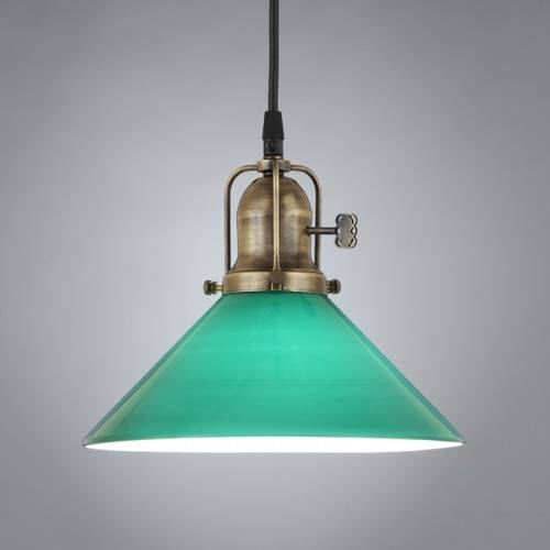 Green Glass Pendant Lighting – Architect Design Lighting | Fabby Within Green Glass Pendant Lighting (#6 of 15)