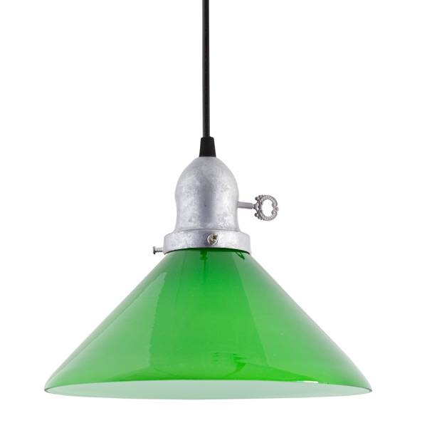 Green Glass Shades For Pendant Lights : Very Good Glass Shades For With Green Glass Pendant Lighting (#7 of 15)