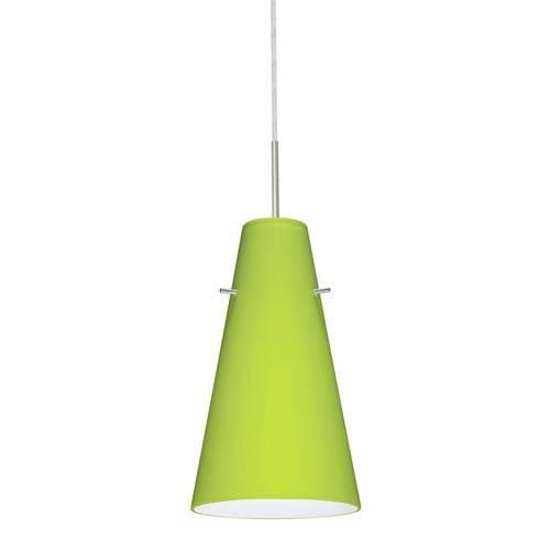 Green Mini Pendant Lighting | Bellacor Throughout Green Glass Pendant Lighting (#8 of 15)