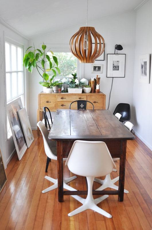 Guess Who's Coming To Dinner? | Sfgirlbybay Throughout Bentwood Pendants (#10 of 15)