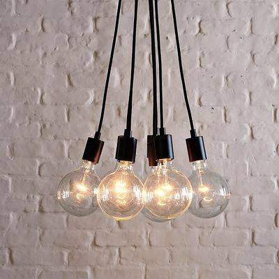Guest Picks: Exposed Bulb Lighting With Regard To Exposed Bulb Pendant Lights (#8 of 15)