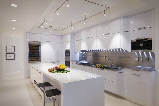 Halo Track Lighting Kitchen Contemporary With Ceiling Lighting Pertaining To Halo Track Lights (View 3 of 15)