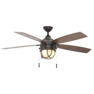 Hampton Bay – Lighting & Ceiling Fans – The Home Depot For Hampton Lights Fixtures (View 3 of 15)