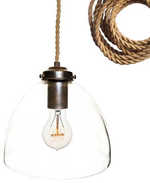 Popular Photo of Rope Cord Pendant Lights