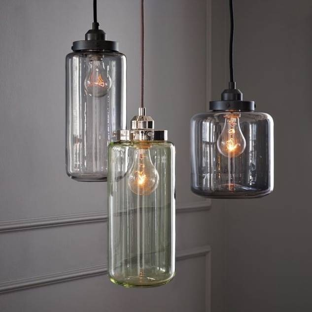 Hand Blown Glass Pendant Lights Australia Naindien Throughout