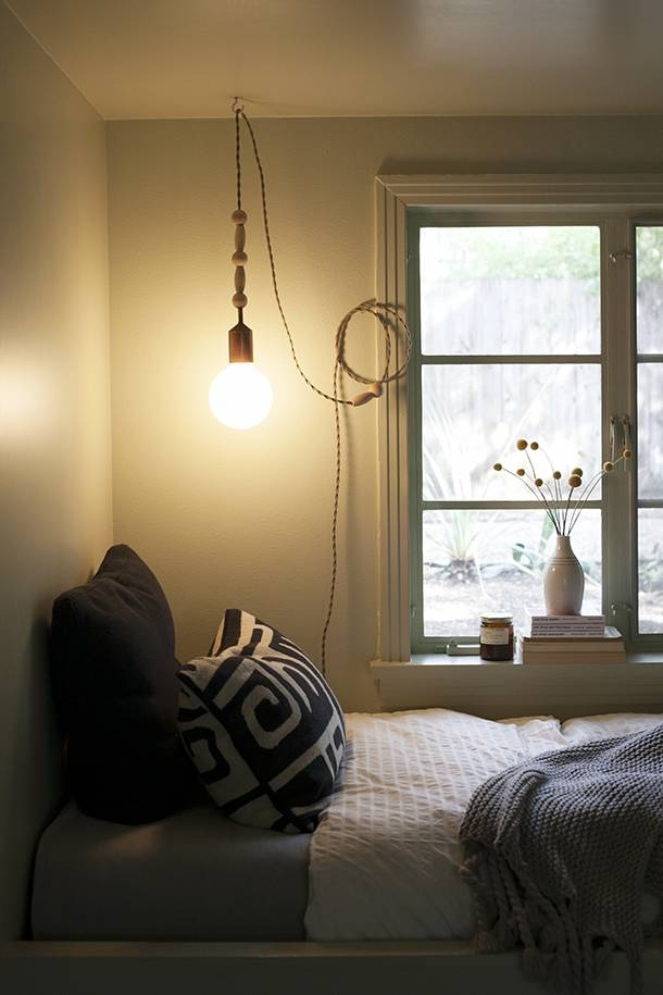 Hanging Lamps That Plug In (View 4 of 15)