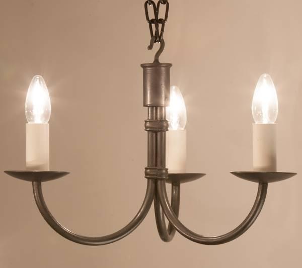 Hartcliff Tiny 3 Light Wrought Iron Pendant Light | Hartcliff In Tiny Pendant Lights (View 15 of 15)