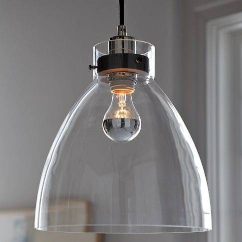 Hi, Can You Tell Me If I Can Get This Light Industrial Glass In Industrial Pendant Lighting Australia (#3 of 15)