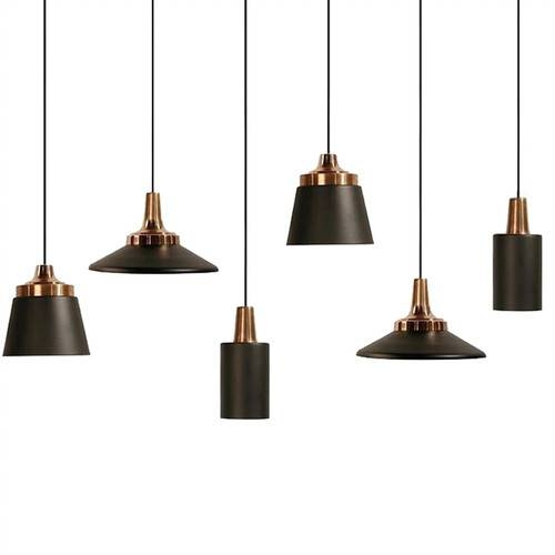 Home Cartel | Home Improvements | Lighting Supplier | Golden Dreams Regarding Black And Gold Pendant Lights (#6 of 15)