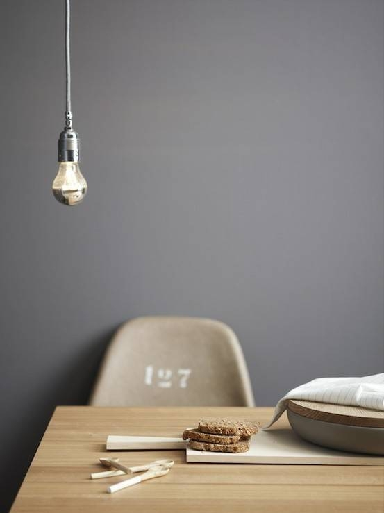Home Decor + Home Lighting Blog » Blog Archive » Industrial Within Bare Bulb Lights Fixtures (View 8 of 15)