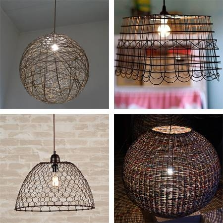 Home Dzine Home Decor | Diy Options For Pendant Lamps Within Make Your Own Pendant Lights (#9 of 15)
