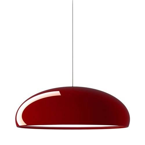 Home Lighting The Most Best 10 Red Pendant Light Ideas On Inside Modern Red Pendant Lighting (#8 of 15)