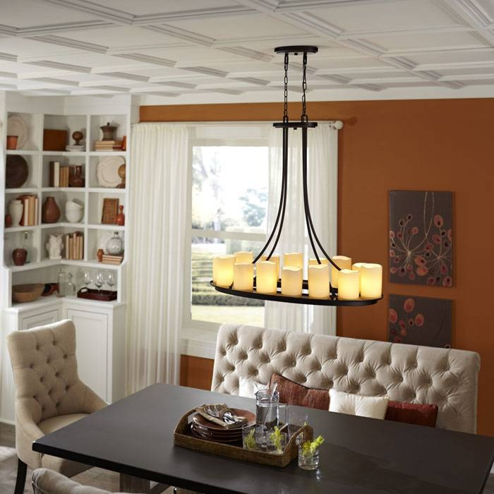 Home Lighting Tips Pertaining To Lowes Kitchen Pendant Lights (#5 of 15)