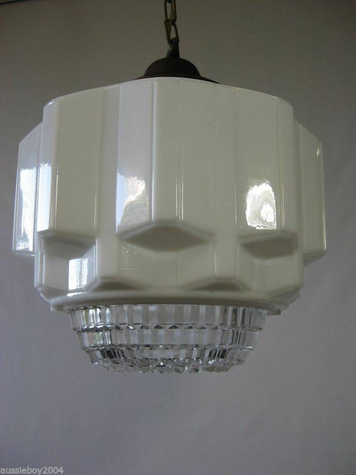 Home Office : Best Executive Office Design Executive Office Inside Milk Glass Lights Fixtures (#11 of 15)