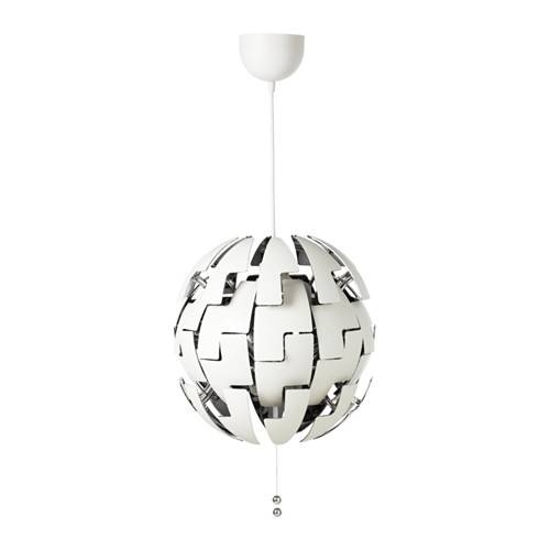 Ikea Ps 2014 Pendant Lamp – White/silver Color – Ikea With Regard To Ikea Globe Pendant Lights (View 10 of 15)