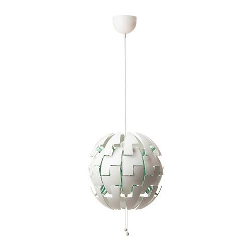 Ikea Ps 2014 Pendant Lamp – White/turquoise – Ikea Intended For Ikea Globe Pendant Lights (View 12 of 15)