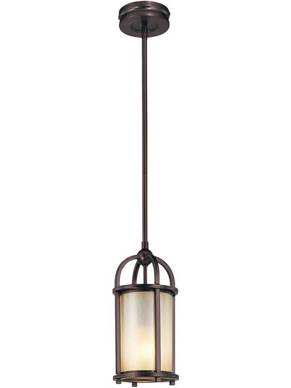 Impressive Small Hanging Light Fixtures Rustic Mini Pendant Lights In Oil Rubbed Bronze Mini Pendant Lights (#12 of 15)