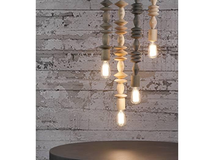 Inca Hanging Pendant Light – Diamond Design – Grey Wash H45cm With Regard To Inca Pendant Lights (View 8 of 15)