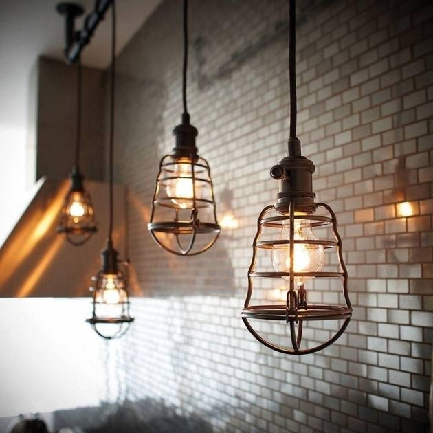 Incredible Diy Pendant Light Suspension Cord Diy Pendant Light Inside Diy Suspension Cord Pendant Lights (View 3 of 15)