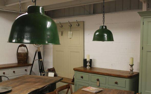 Industrial Hanging Light, Pendant Light Fitting With A True Vintage Regarding Industrial Pendant Lights Fittings (View 9 of 15)