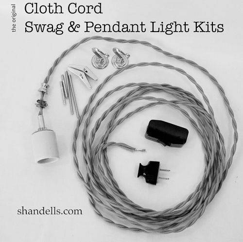 Industrial Pendant Conversion Kit West Elm For Led Pendant Light Regarding Led Pendant Light Kits (#6 of 15)