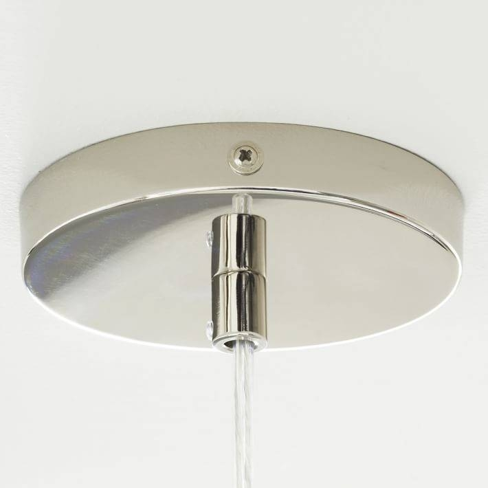 Industrial Pendant Conversion Kit | West Elm With Regard To Pendant Lights Cover Plate (#9 of 15)