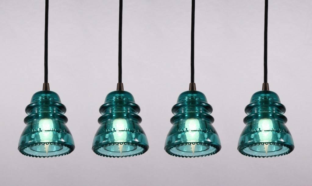 Popular Photo of Antique Insulator Pendant Lights