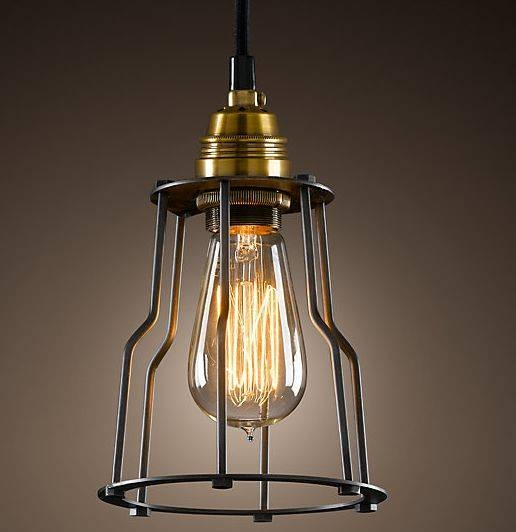Industrial – Style Lighting Fixtures | Ideas For Me In Industrial Looking Lights Fixtures (View 12 of 15)