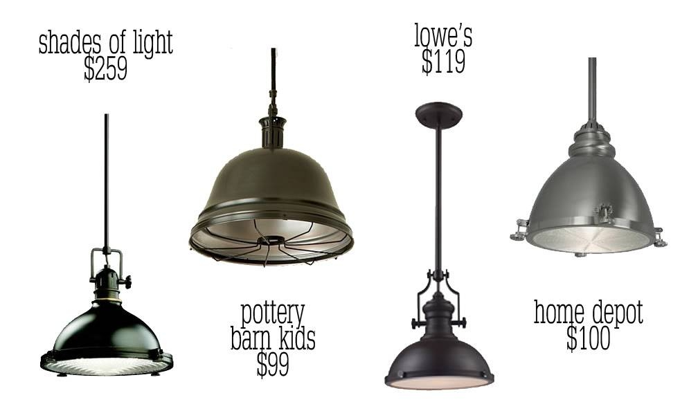 Industrial Style Pendant Lights – Hbwonong For Industrial Looking Pendant Light Fixtures (#12 of 15)