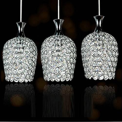 Innovative Crystal Pendant Lighting 25 Best Ideas About Crystal Intended For Crystal Pendant Lights (View 15 of 15)