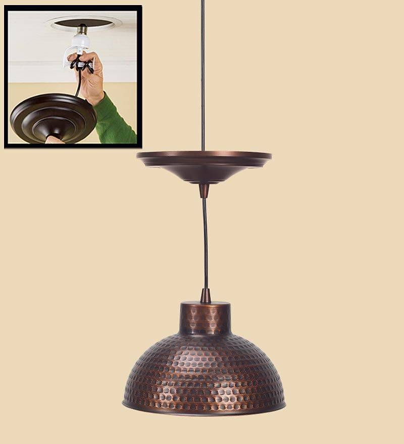 Popular Photo of Battery Pendant Lights